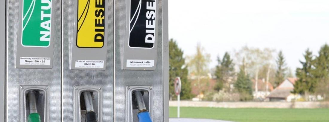 Seguros para diésel o gasolina