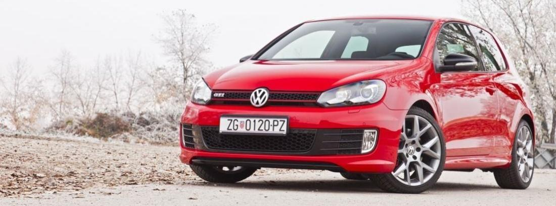 volkswagen golf r 2013 frontal