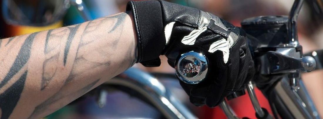 Guantes de verano para moto