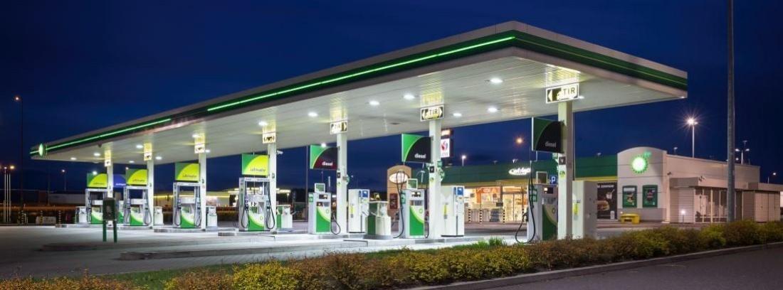 Guía de gasolineras con GLP en España
