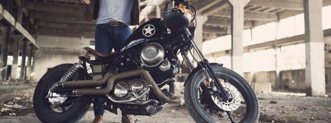Harley Davidson Seventy Two customizada
