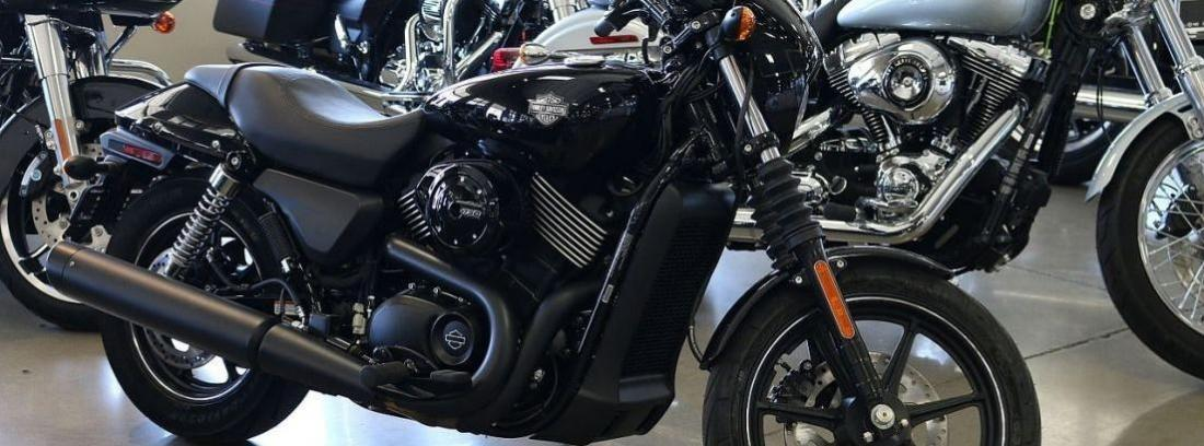 Harley-Davidson Sportster XL1200CB 2014