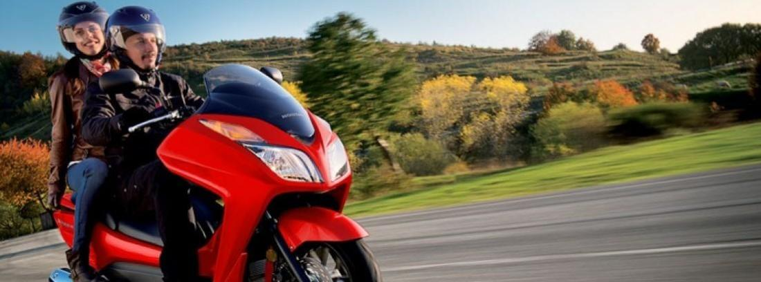 Honda Forza 300 2015