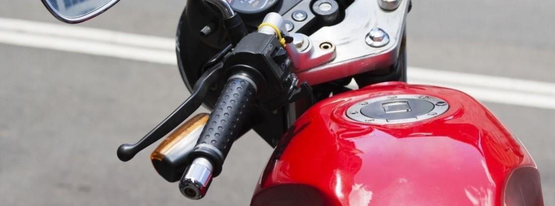 Intermitentes de moto