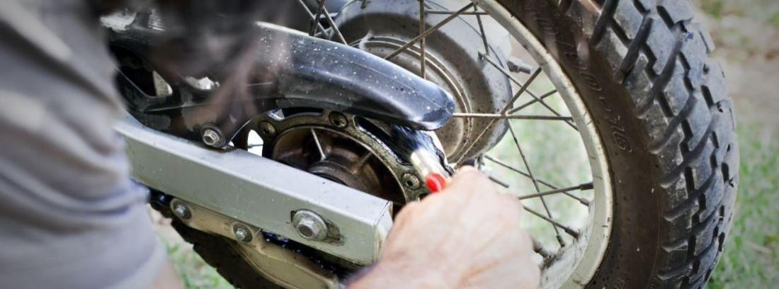 ITV y motos