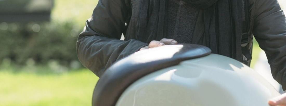 Baúl de moto Kappa K47 Manta