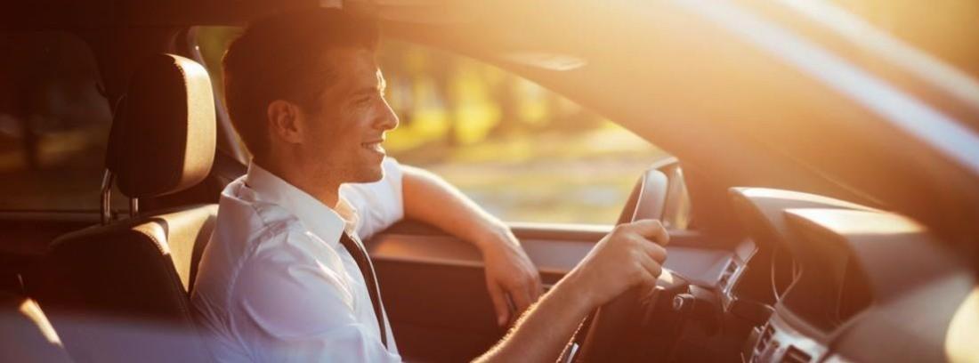postura conduccion