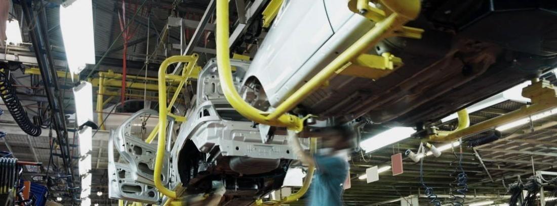 fabrica coches españa