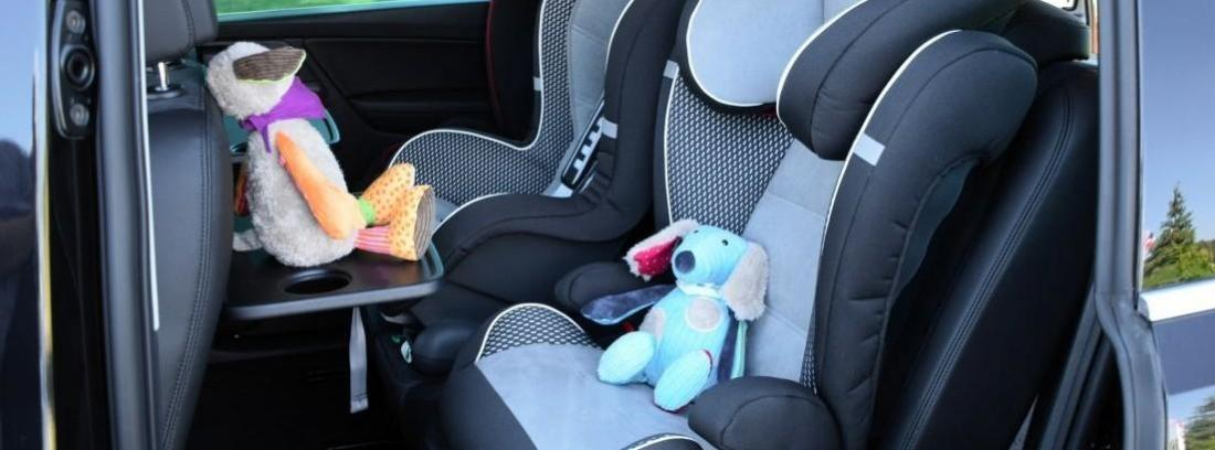 sillas infantiles coche