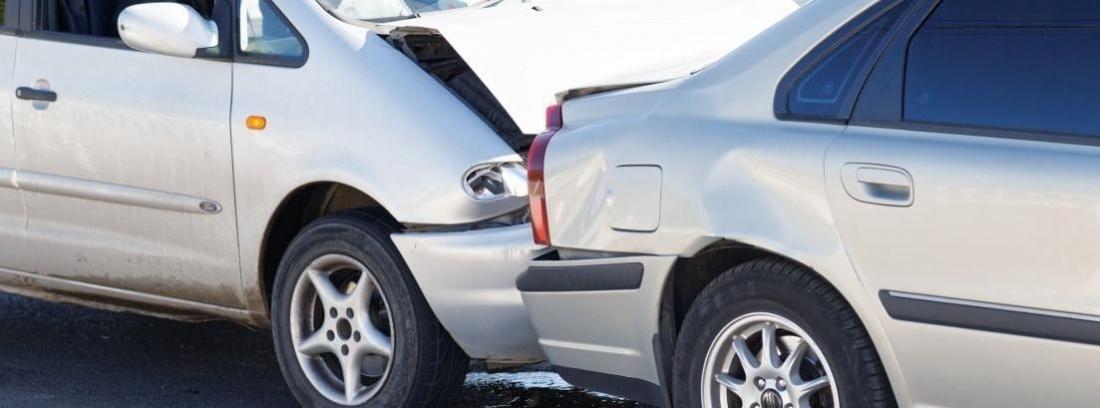 Las 5 causas principales en los accidentes de tráfico