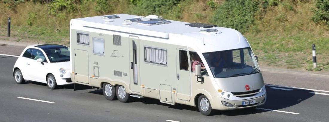 Una caravana muy original