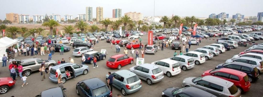 Feria de vehículos de ocasión de Valencia