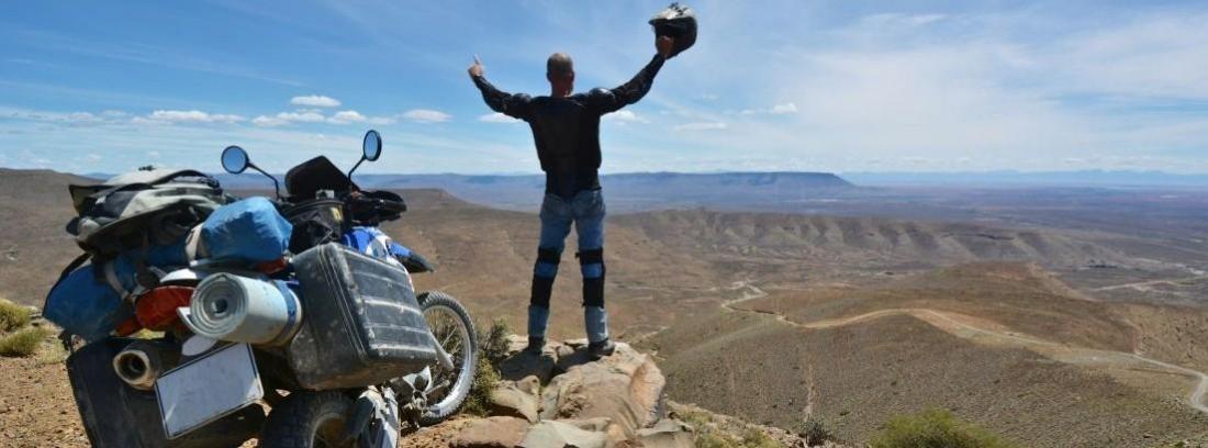 Las mejores motos para dar la vuelta al mundo