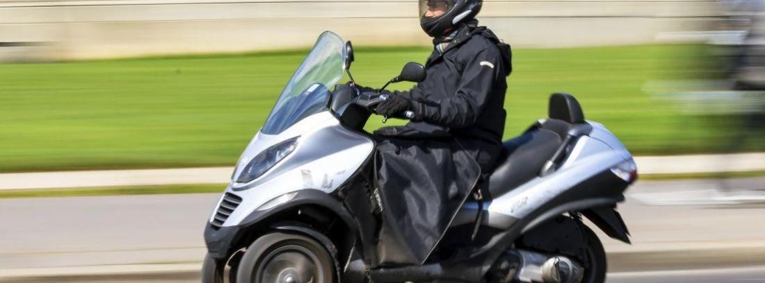 moto tres ruedas