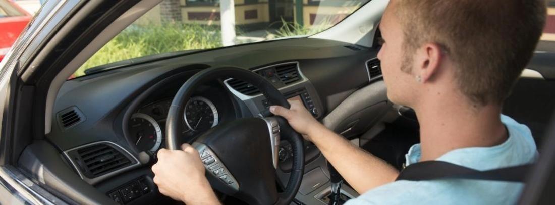 Limitaciones de los conductores noveles