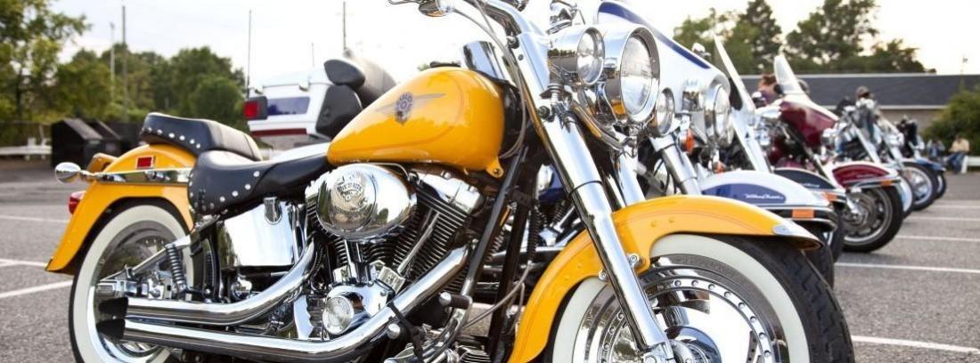 Llega a España el servicio de alquiler online de Harley-Davidson