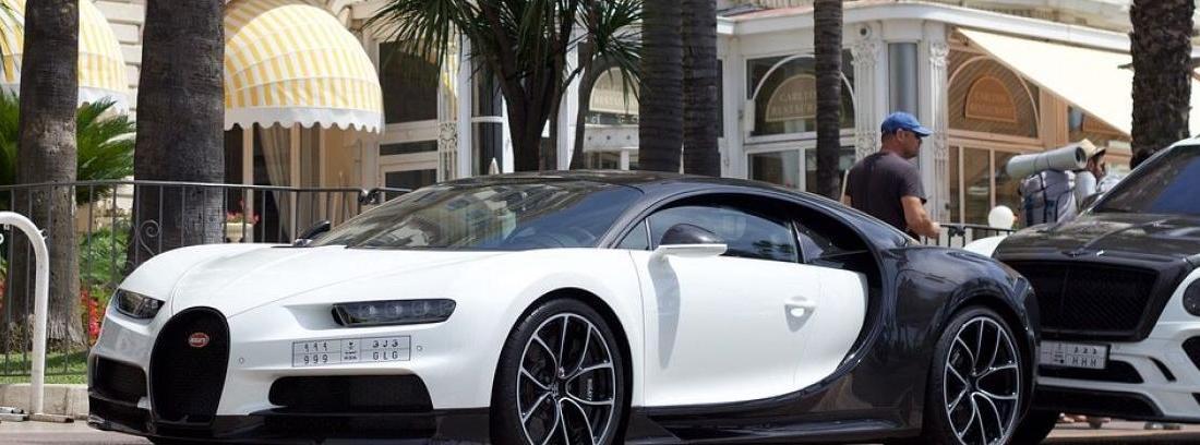 Los 9 coches más potentes del mercado