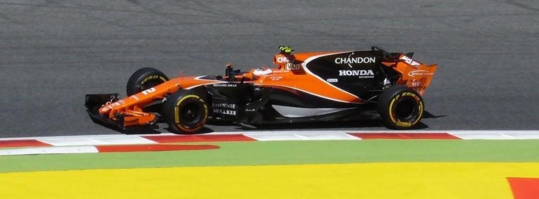 McLaren 2017 Formula 1