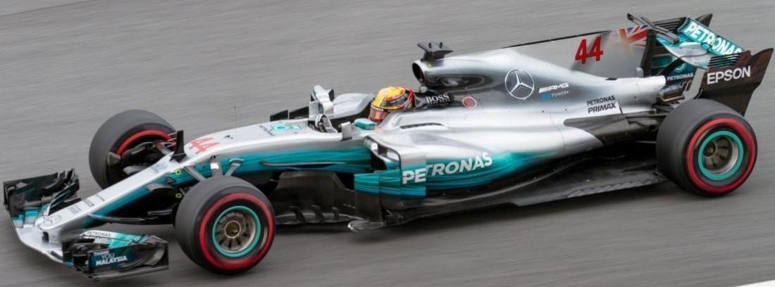 Coche F1