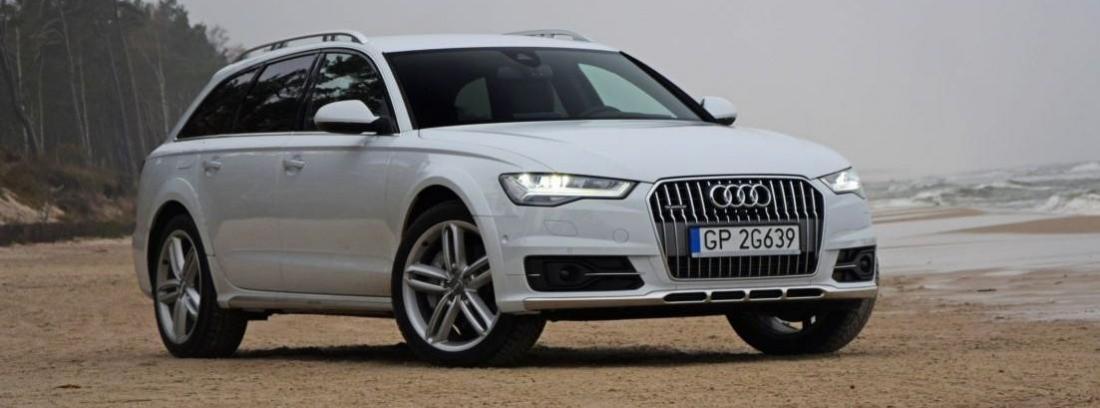 faros LED de Audi