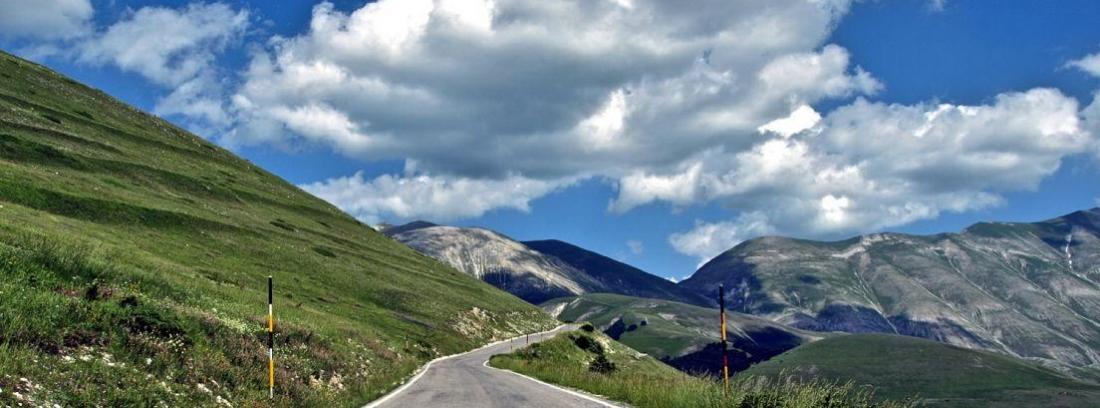 Los mejores puertos de montaña para rutas en moto