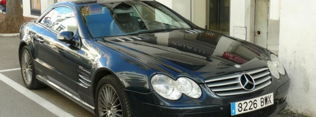 El nuevo Mercedes E 63 AMG está disponbible con o sin tracción total.