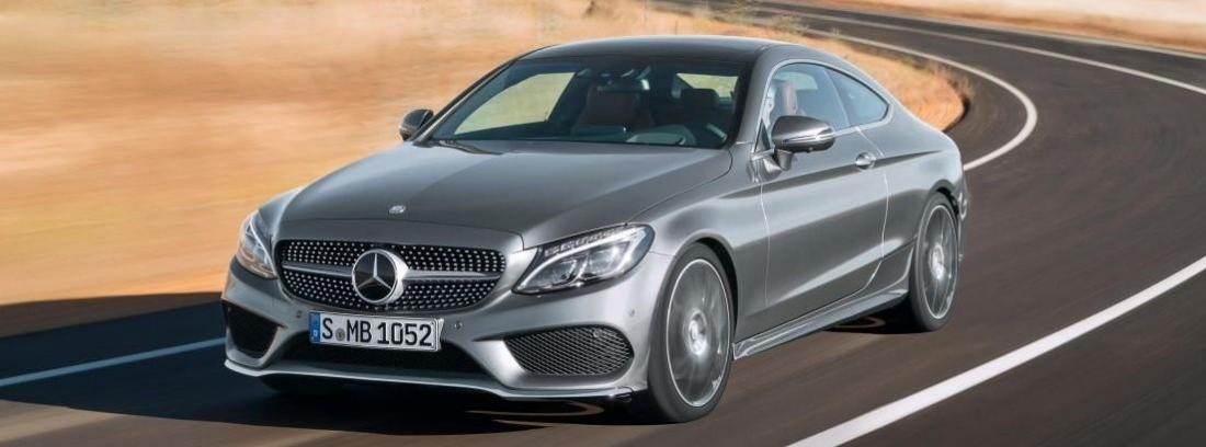 Mercedes híbridos motor diésel