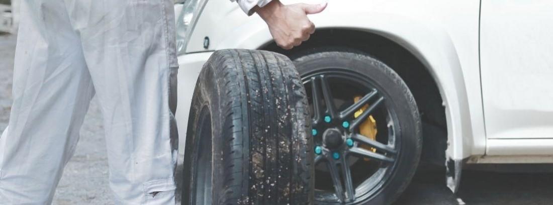 Neumáticos nuevos