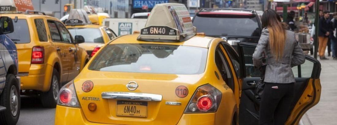 Taxi NV200 Barcelona