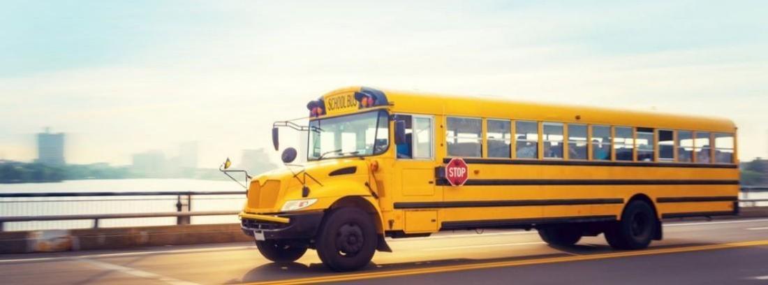 Normativa de los autobuses escolares
