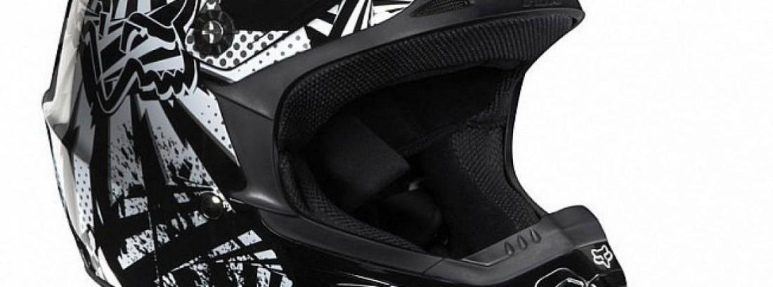 Nuevo casco Fox V2 Camplosion