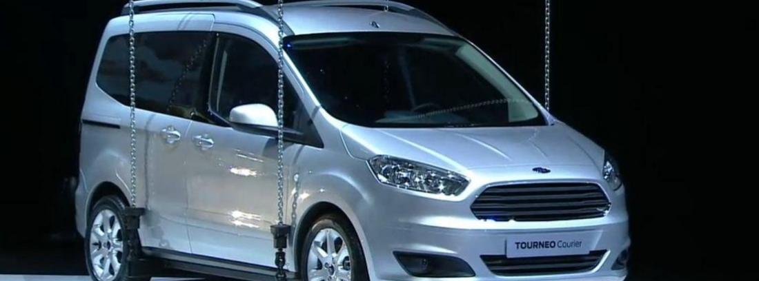 Nuevo Ford Tourneo Courier