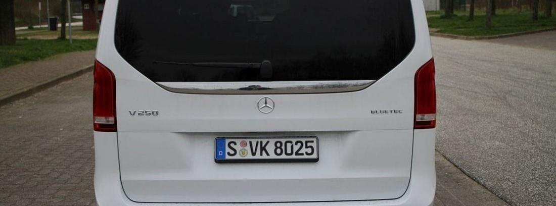 Mercedes Clase V 2014