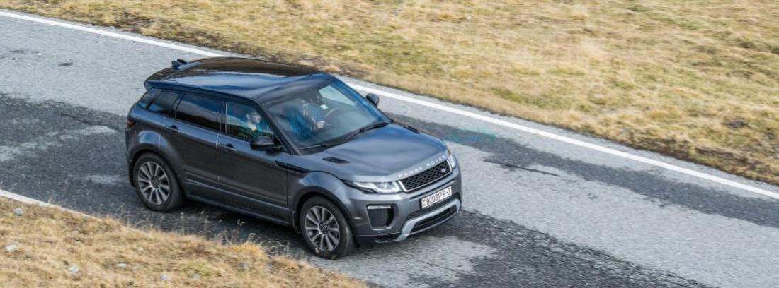 Range Rover Evoque Autobiography Dynamic 2015