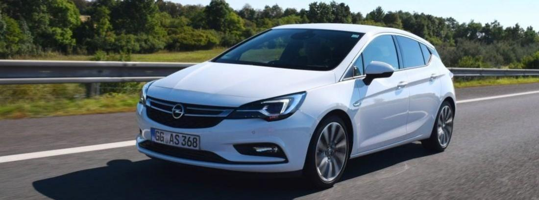 Opel Astra Techno