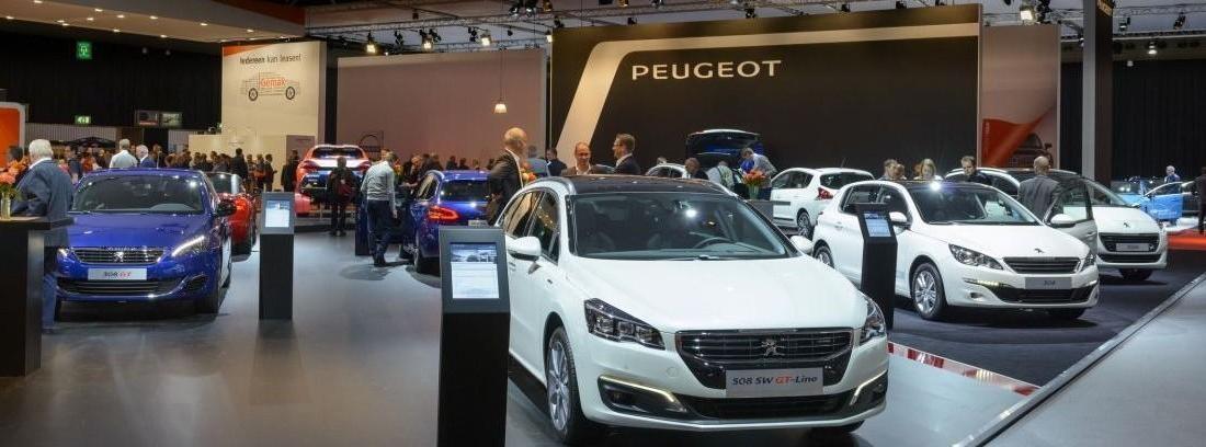 Toda la gama Peugeot tendrá disponible el nuevo cambio ETG