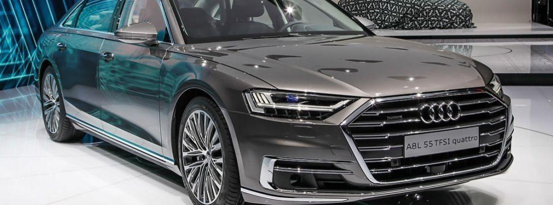Nuevo Audi A8 mejorado