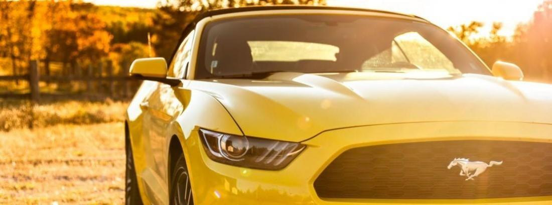 Ford Mustang desde 37.000 €