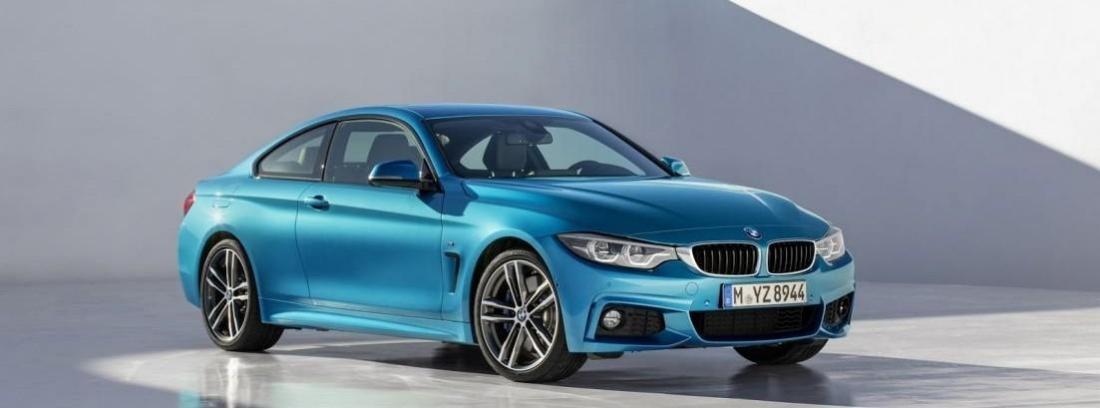 Preparación de BMW M para el BMW Serie 4