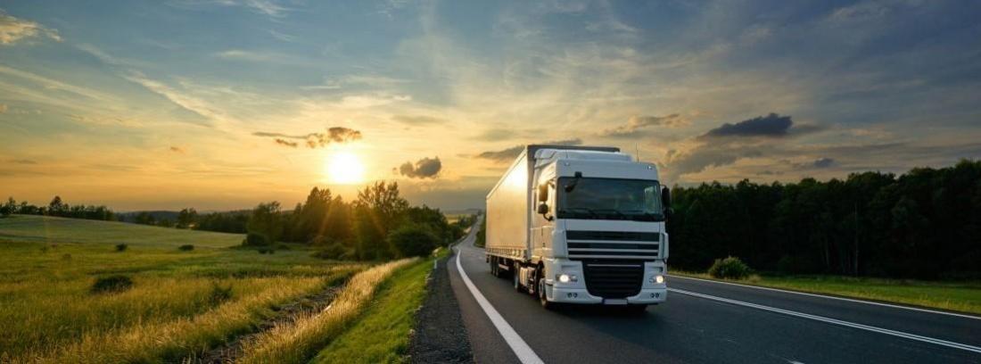El camión participante en el Project Portal de Toyota