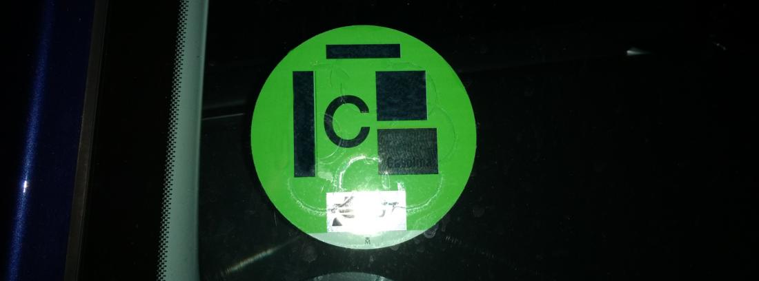 distintivo ambiental ECO de la DGT