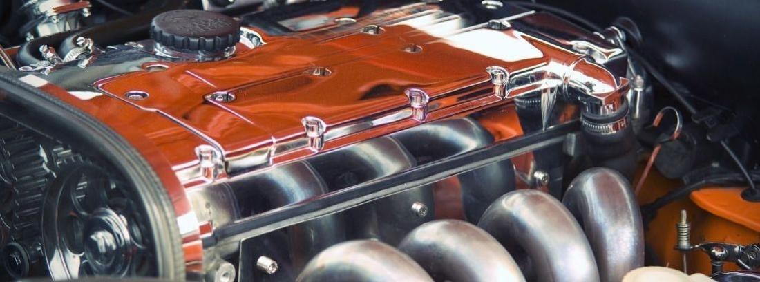 motor nuevo de un coche
