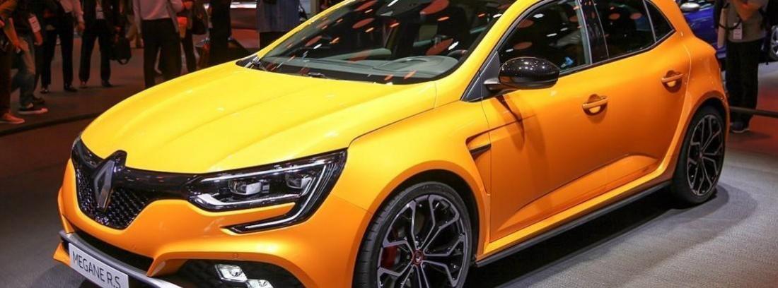Renault Megane R. S