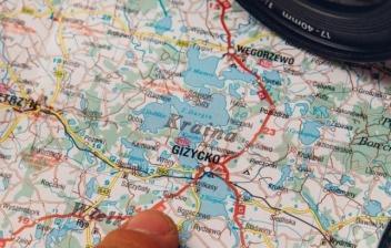 Ruta en coche por Polonia