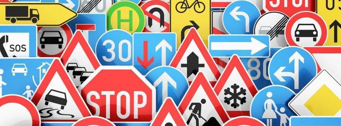 señales de trafico y su significado