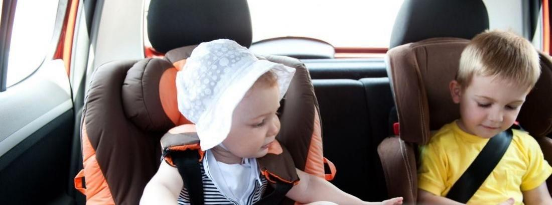 silla infantil de coche
