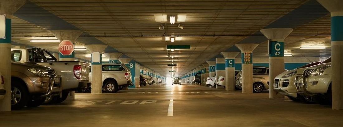 aparcamiento madrid
