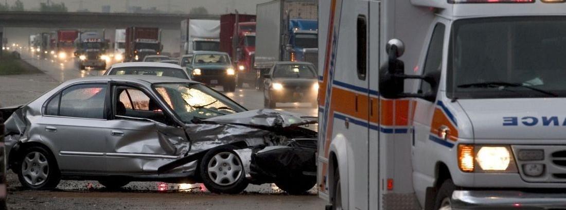 conductor con el casco que lee la mente y previene accidentes de tráfico