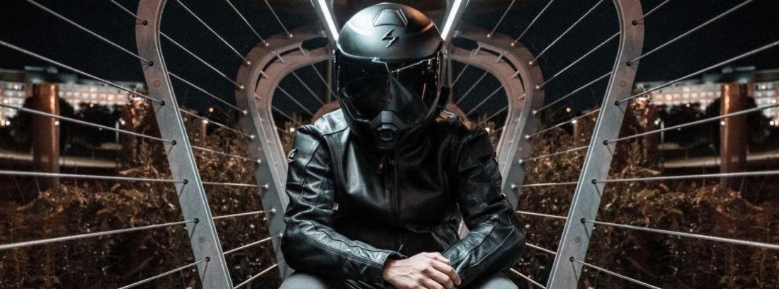tipos de casco para la motocicleta