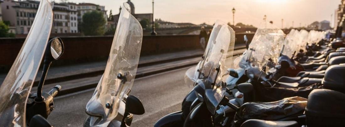 Tipos de cúpulas para moto